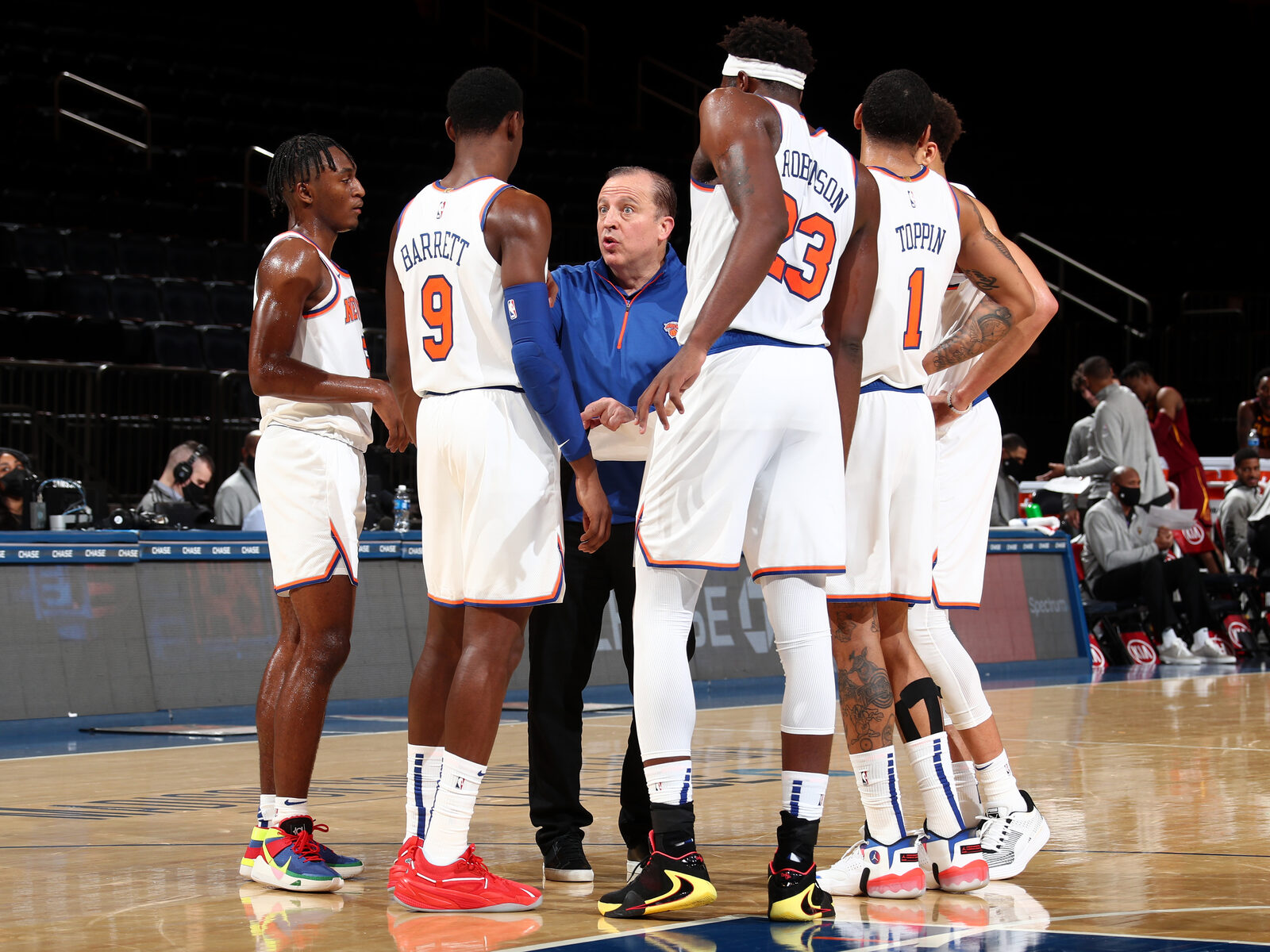 Thibs and the Knicks