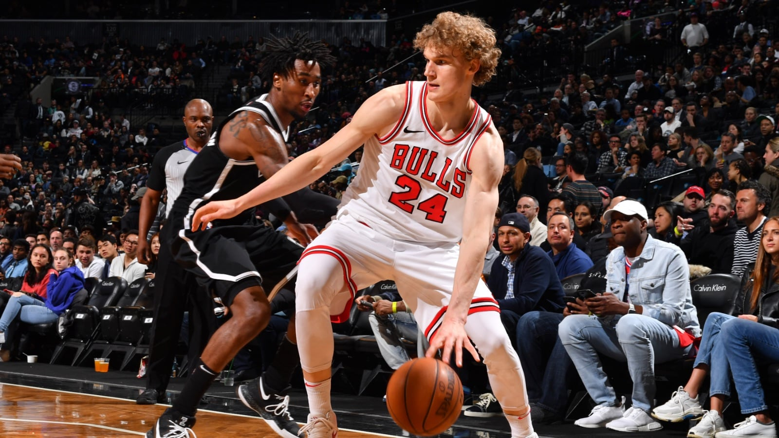 Lauri Markkanen had a great rookie season this year and demonstrated some  intriguing handles and a fairly high basketball IQ. With the Bulls saying  Lauri ... a49ce75f2