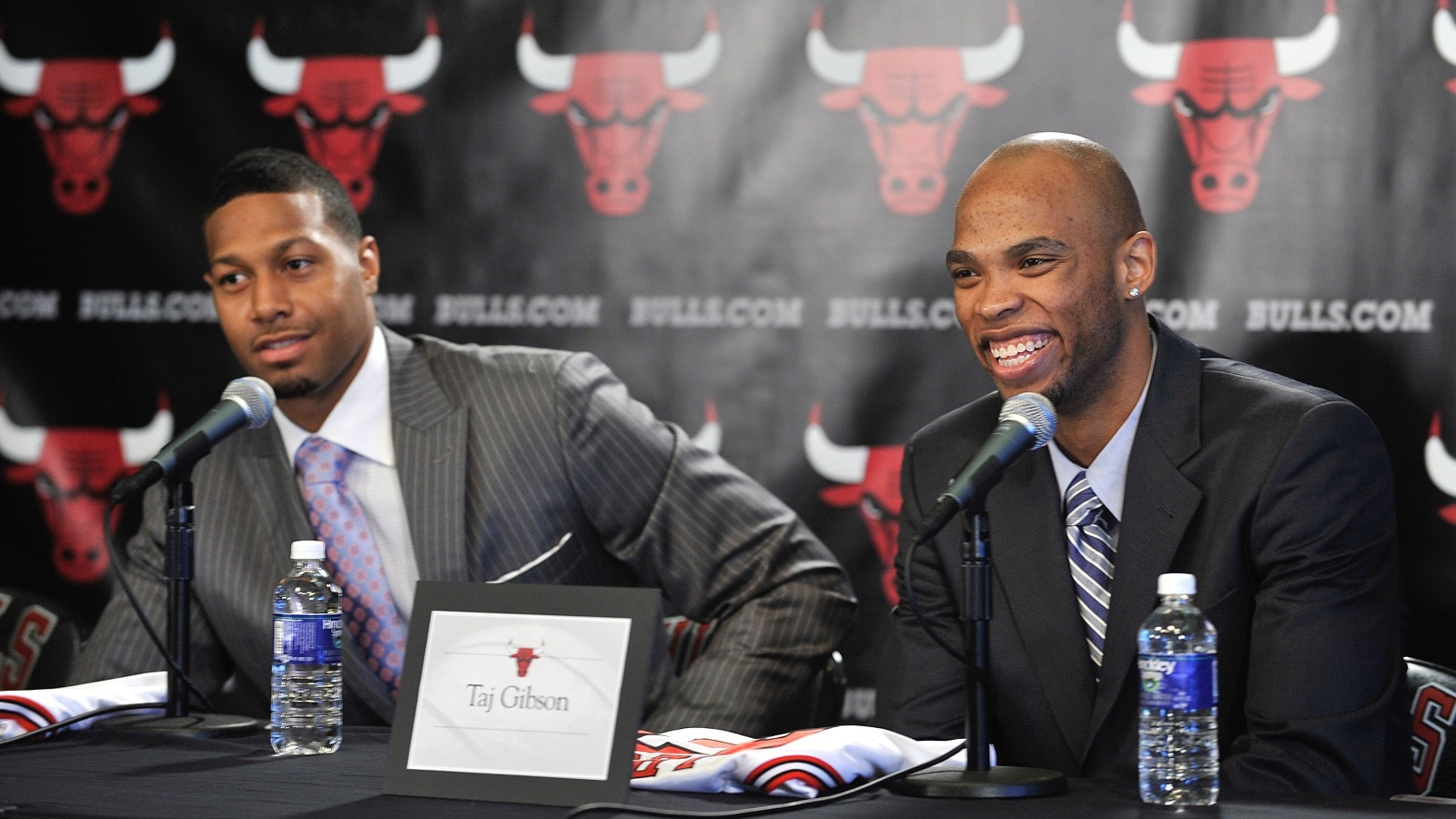 2009 NBA Draft: James Johnson and Taj Gibson
