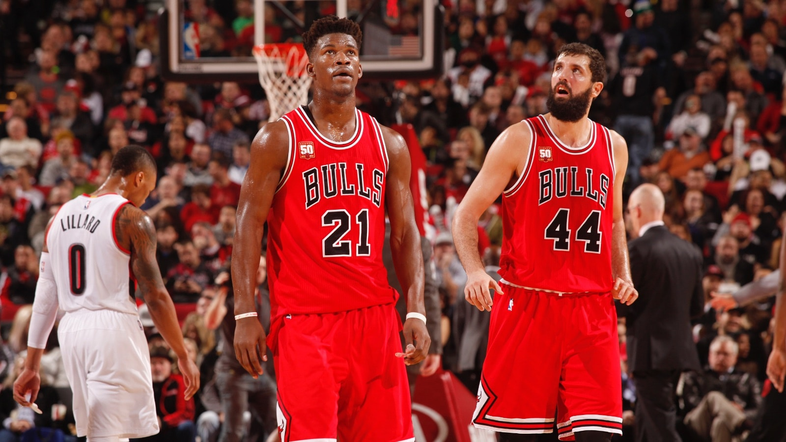 2011 NBA Draft: Nikola Mirotic and Jimmy Butler