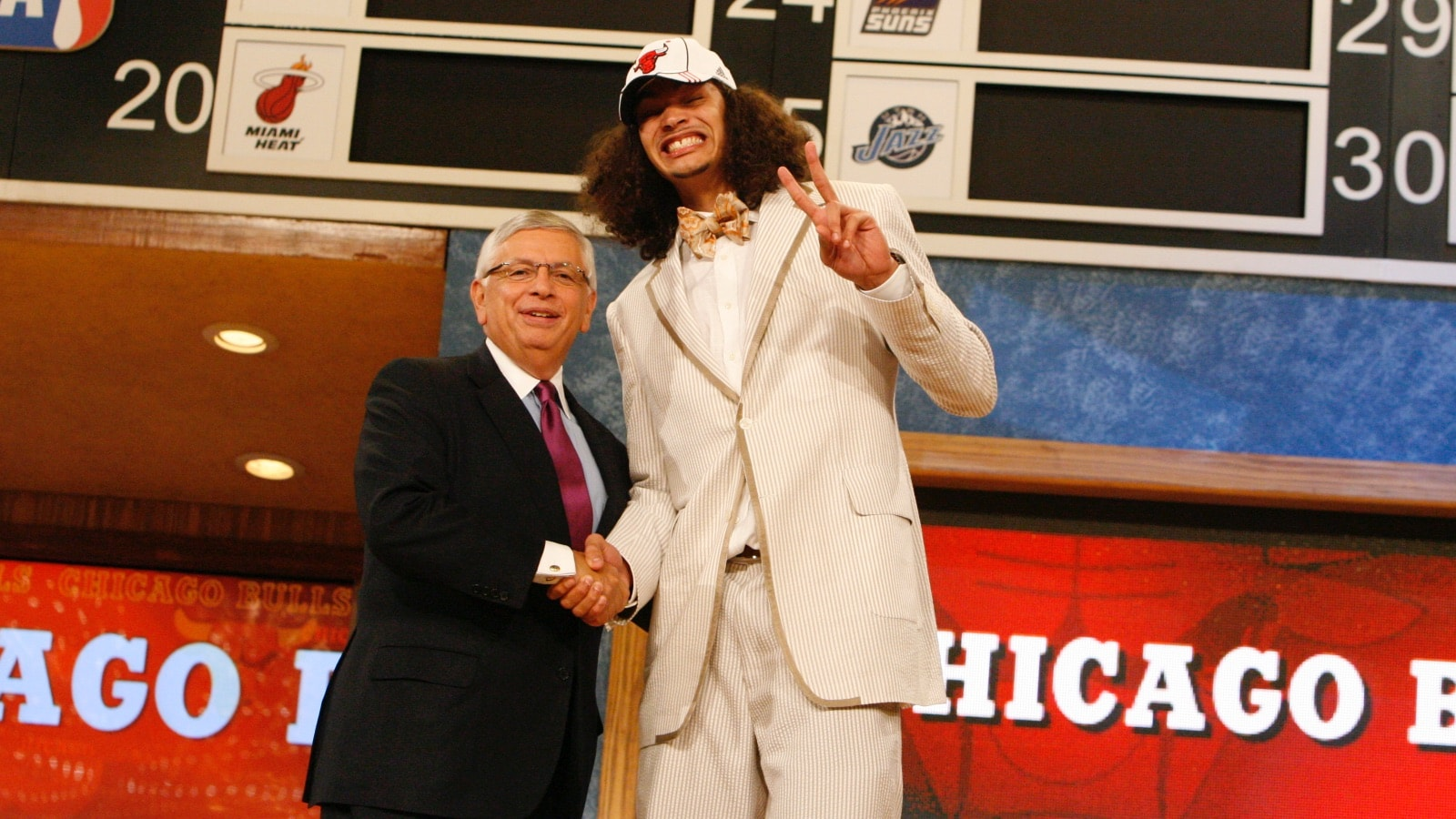 2007 NBA Draft: Joakim Noah