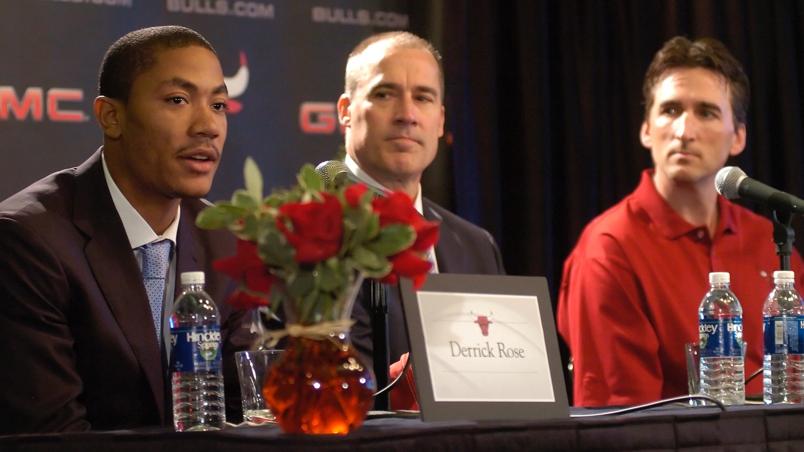 2008 NBA Draft: Derrick Rose