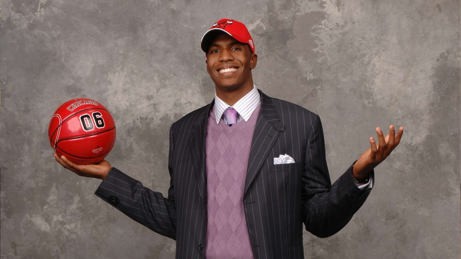 2006 NBA Draft: Tyrus Thomas