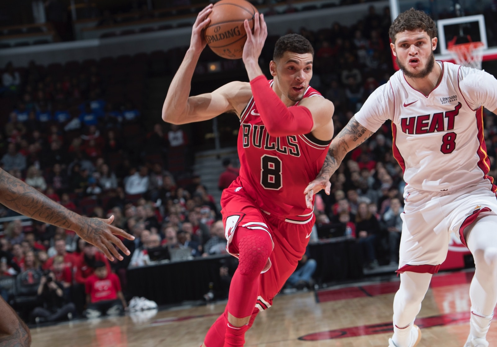 Bulls match Zach LaVine offer sheet