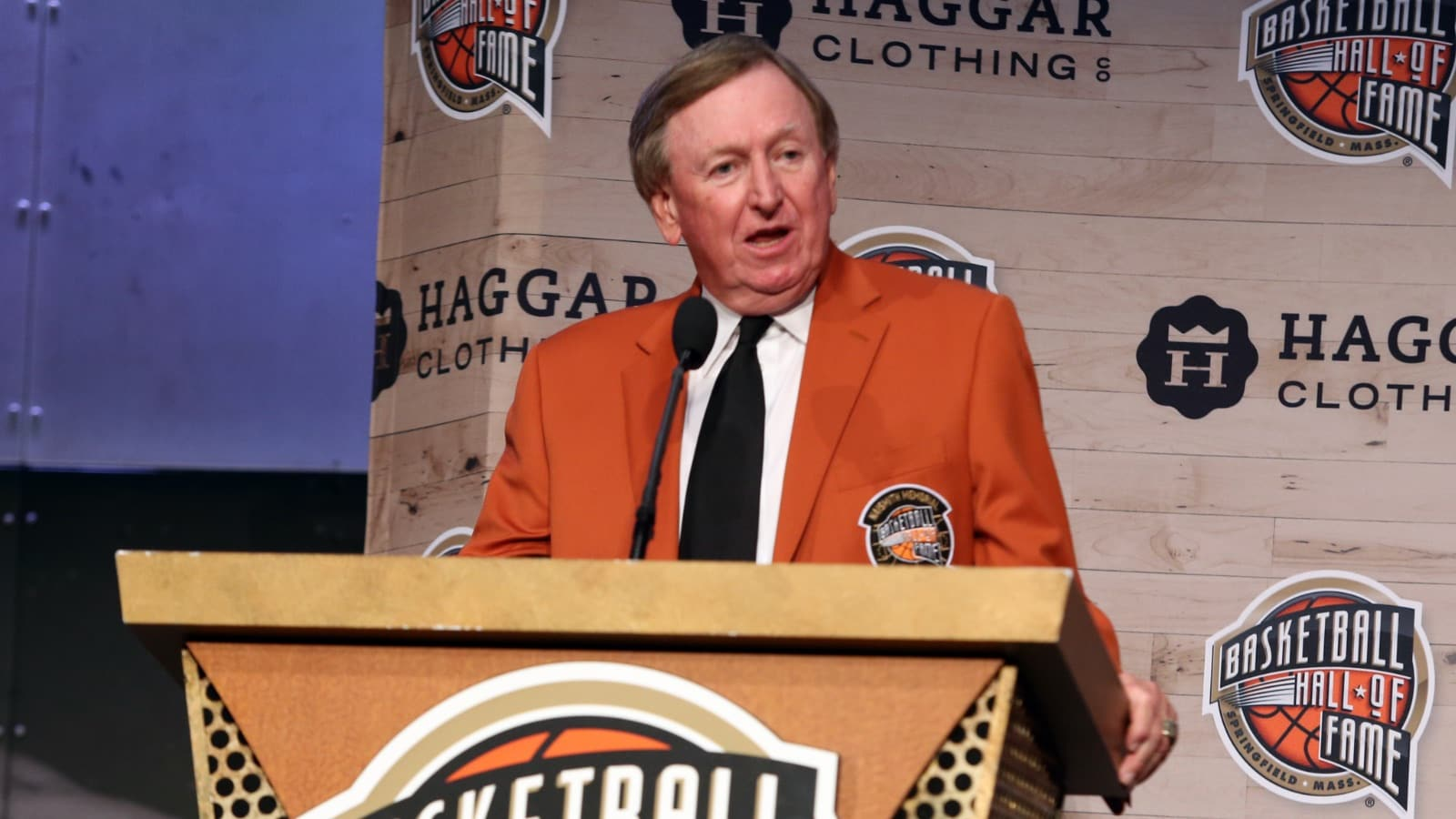 Rod Thorn inducted into the Naismith Basketball Hall of Fame