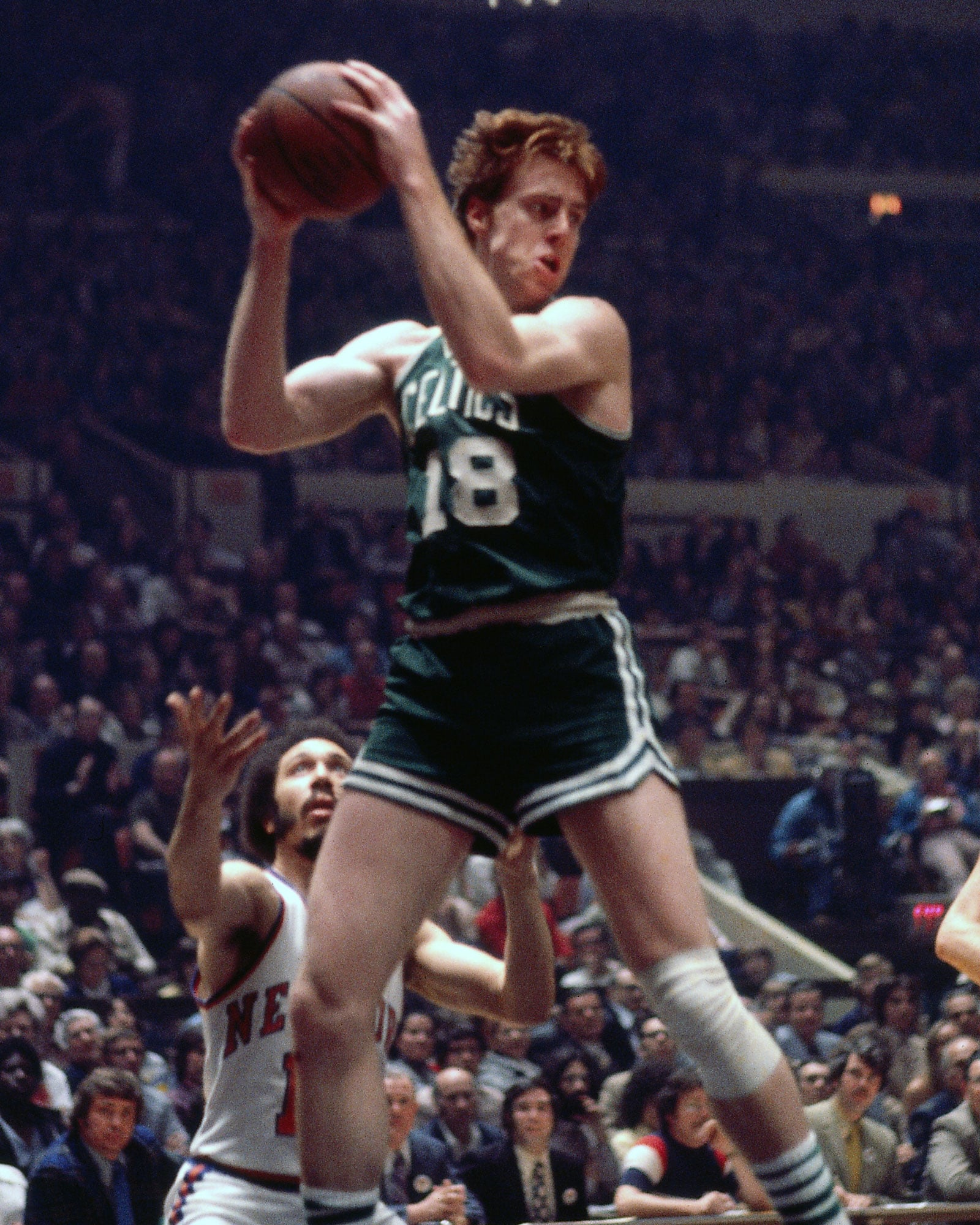 Dave Cowens of the Boston Celtics won MVP of the 1973 All-Star game.