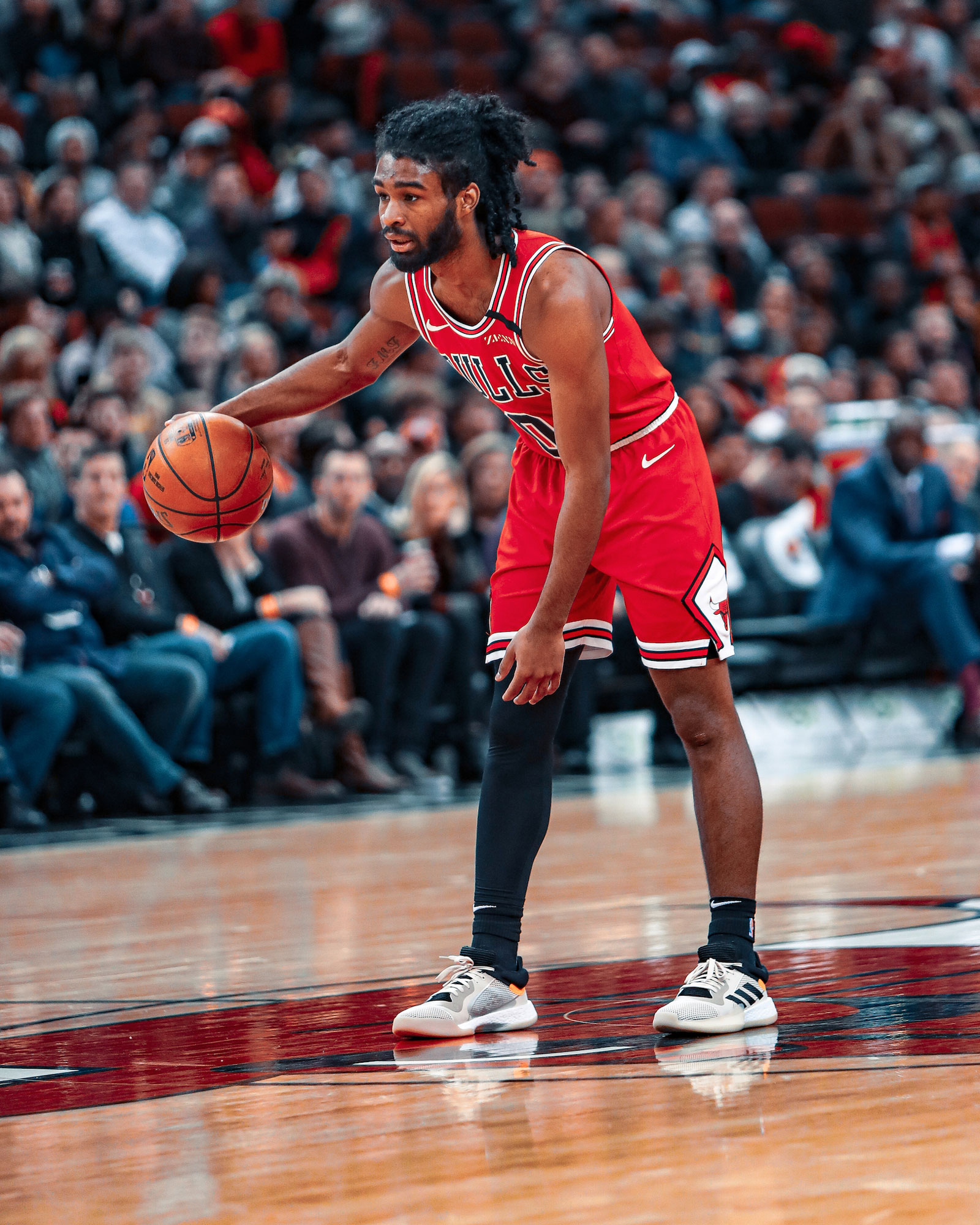 Coby White is averaging 11.1 points per game so far in his rookie campaign.