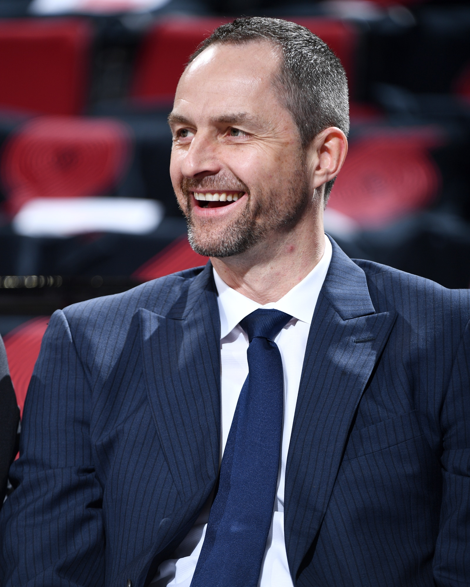 Karnisovas spent seven years as an executive with the Denver Nuggets