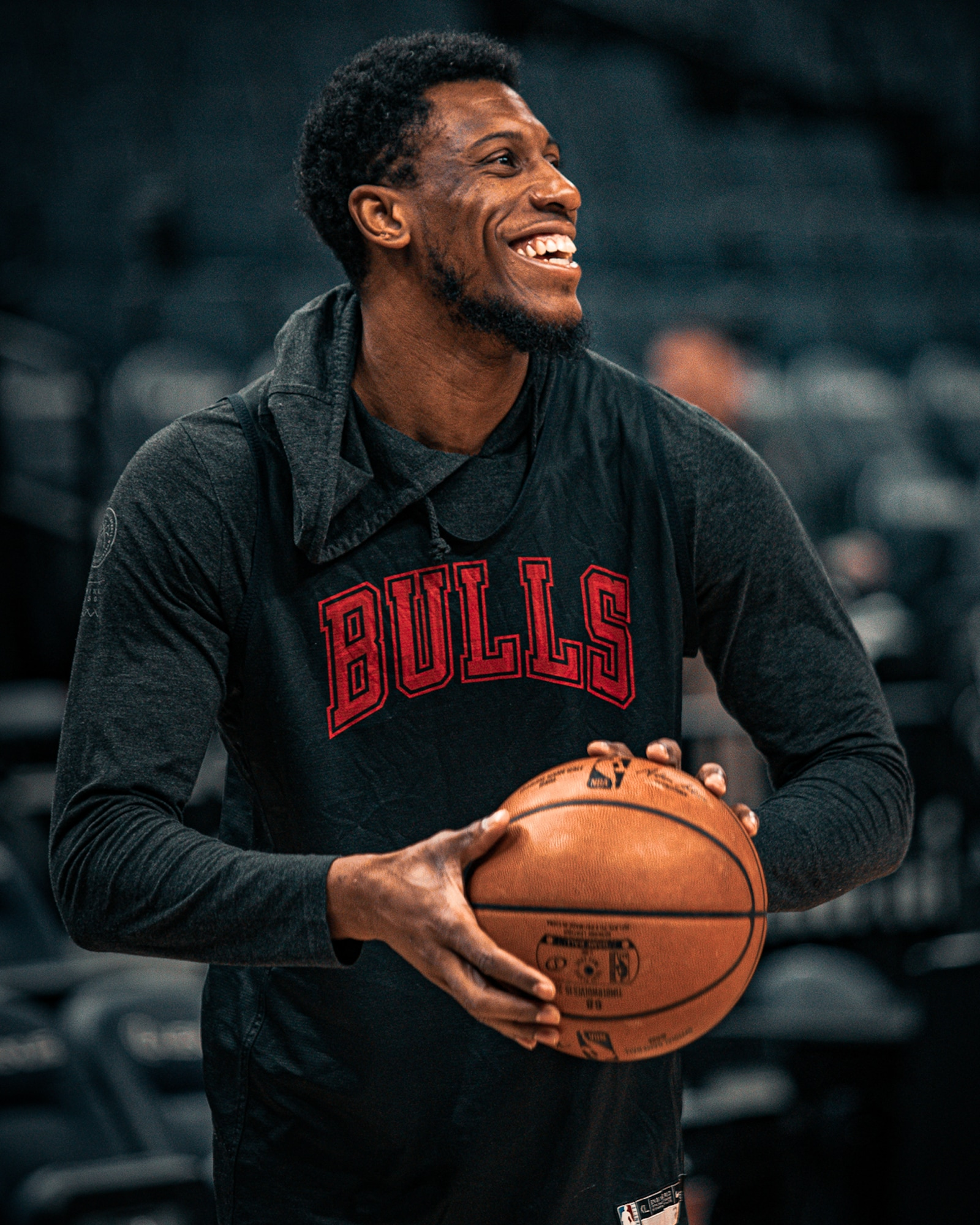 Thaddeus Young is currently in his 14th NBA season.