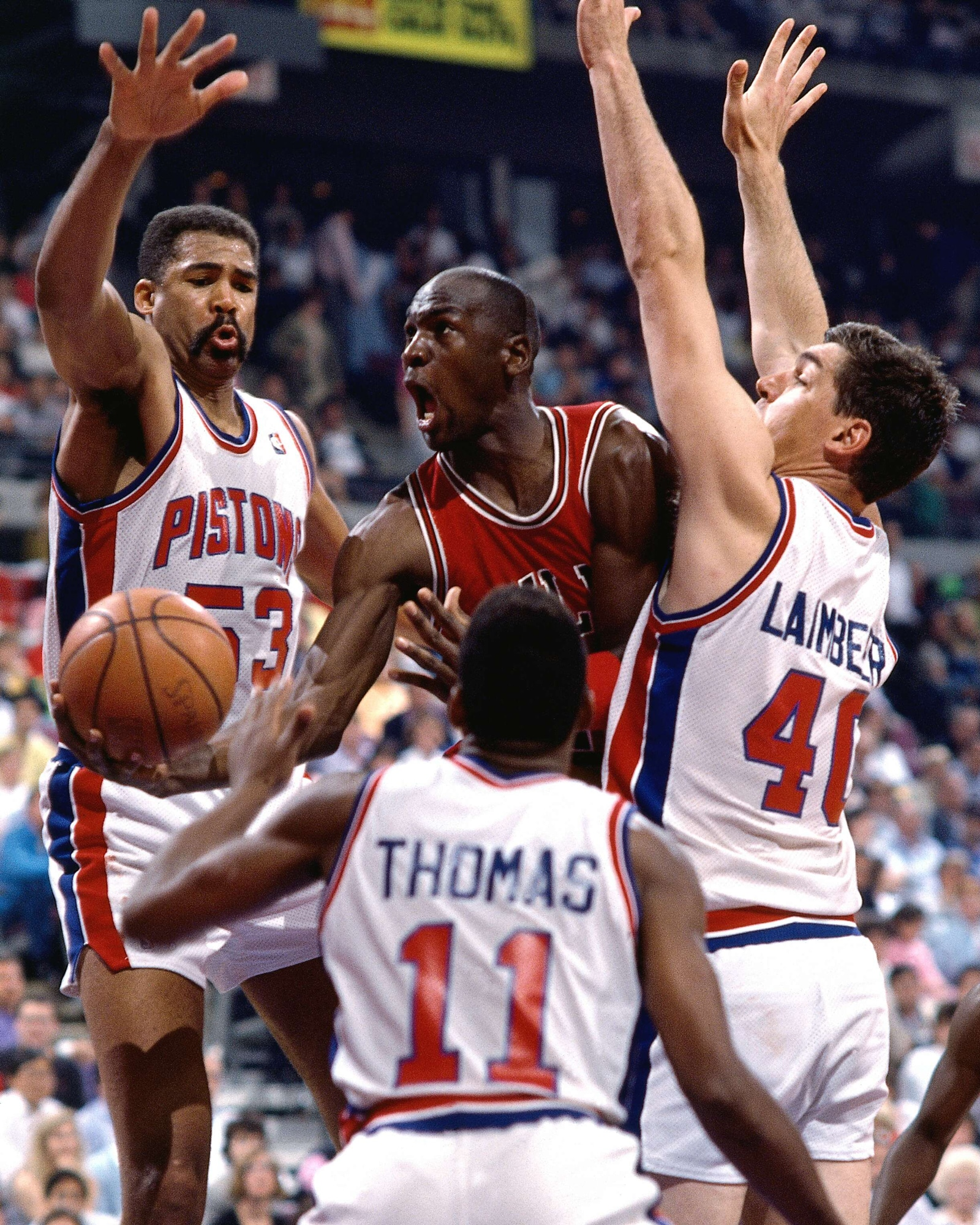 The Jordan Rules were born in the 1989 Eastern Conference Finals.