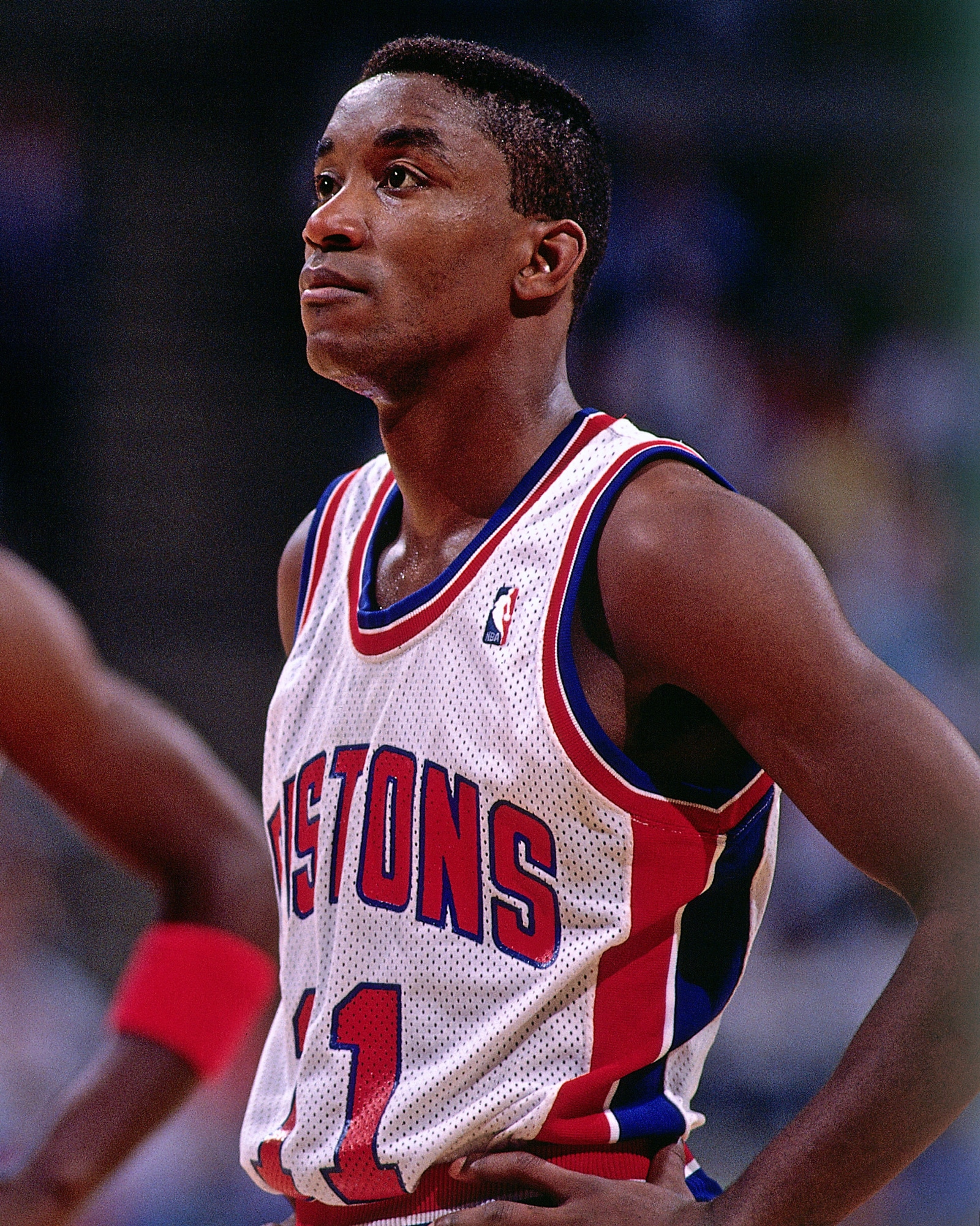 Pistons guard and Chicago native Isiah Thomas attended St. Joseph High School in Westchester.