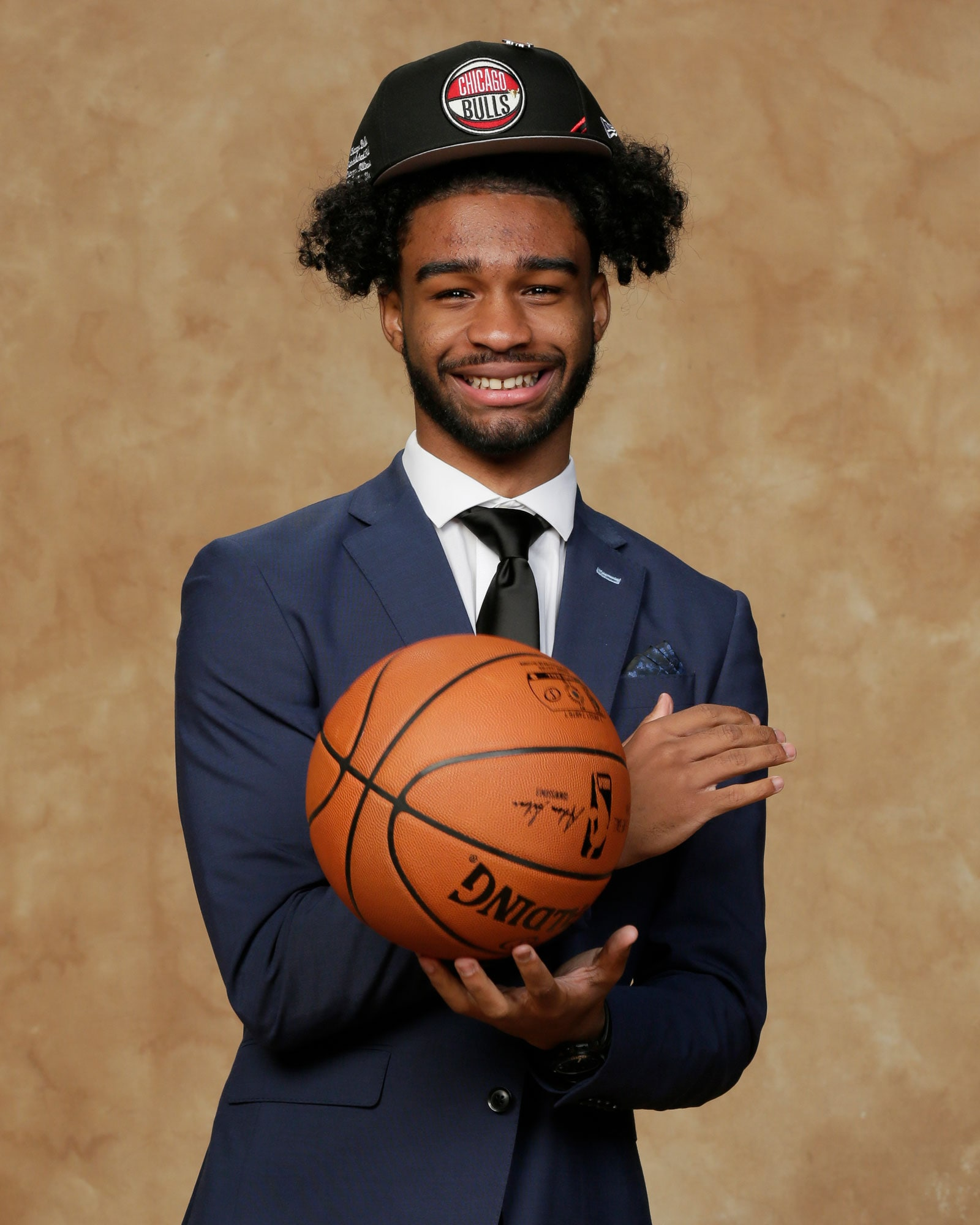 Coby White.