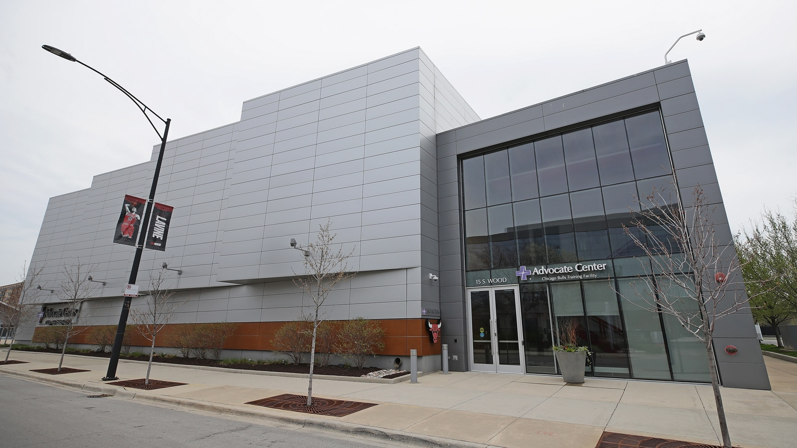 Advocate Center, Chicago Bulls Practice Facility