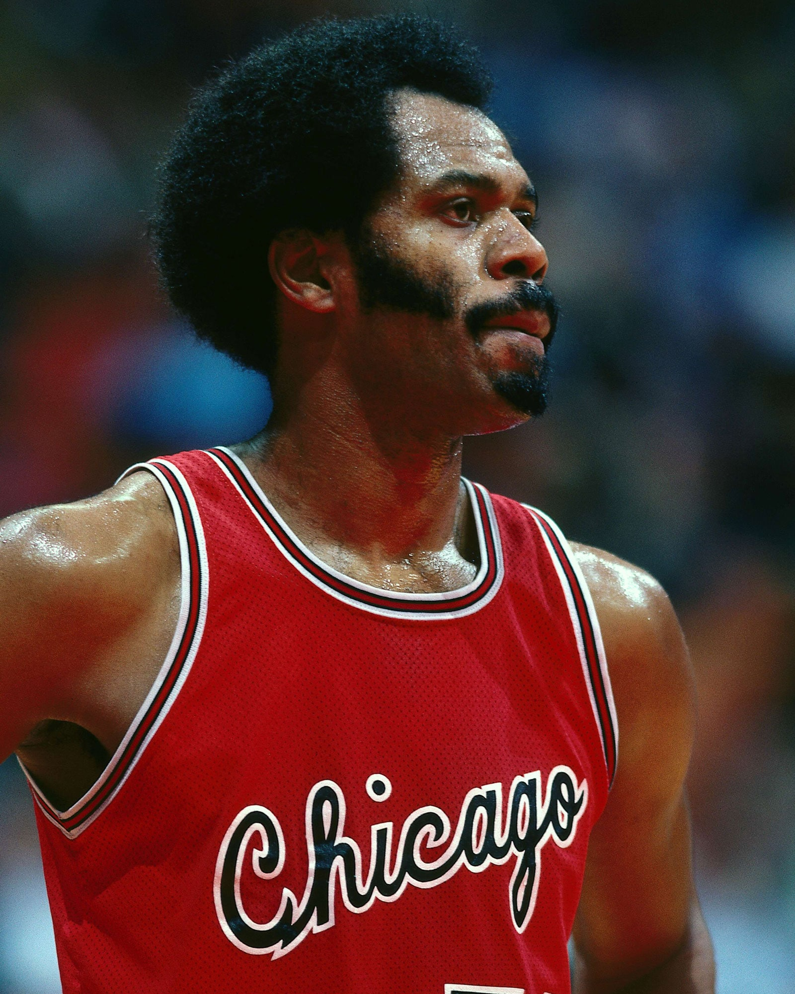 Artis Gilmore was a four-time All-Star with the Chicago Bulls.