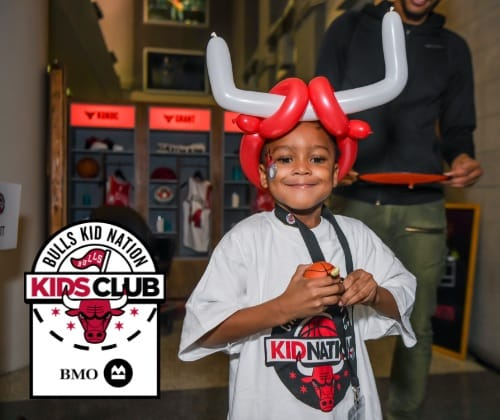 Bulls Kid Nation Kids Club Memberships