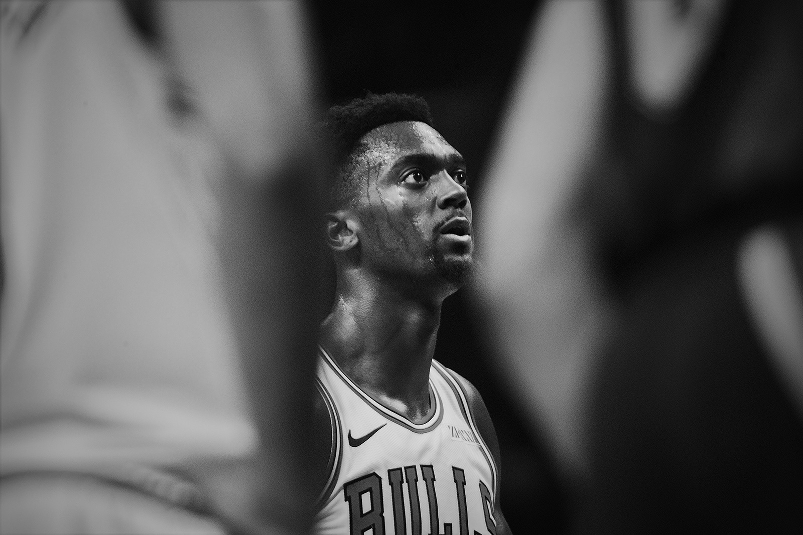 Bobby Portis Playing for the Bulls
