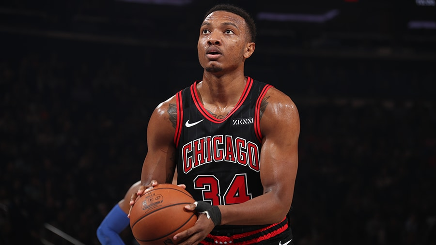 Wendell Carter vs.The Knicks