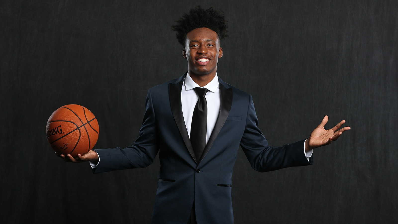 Collin Sexton at the 2018 Draft Combine