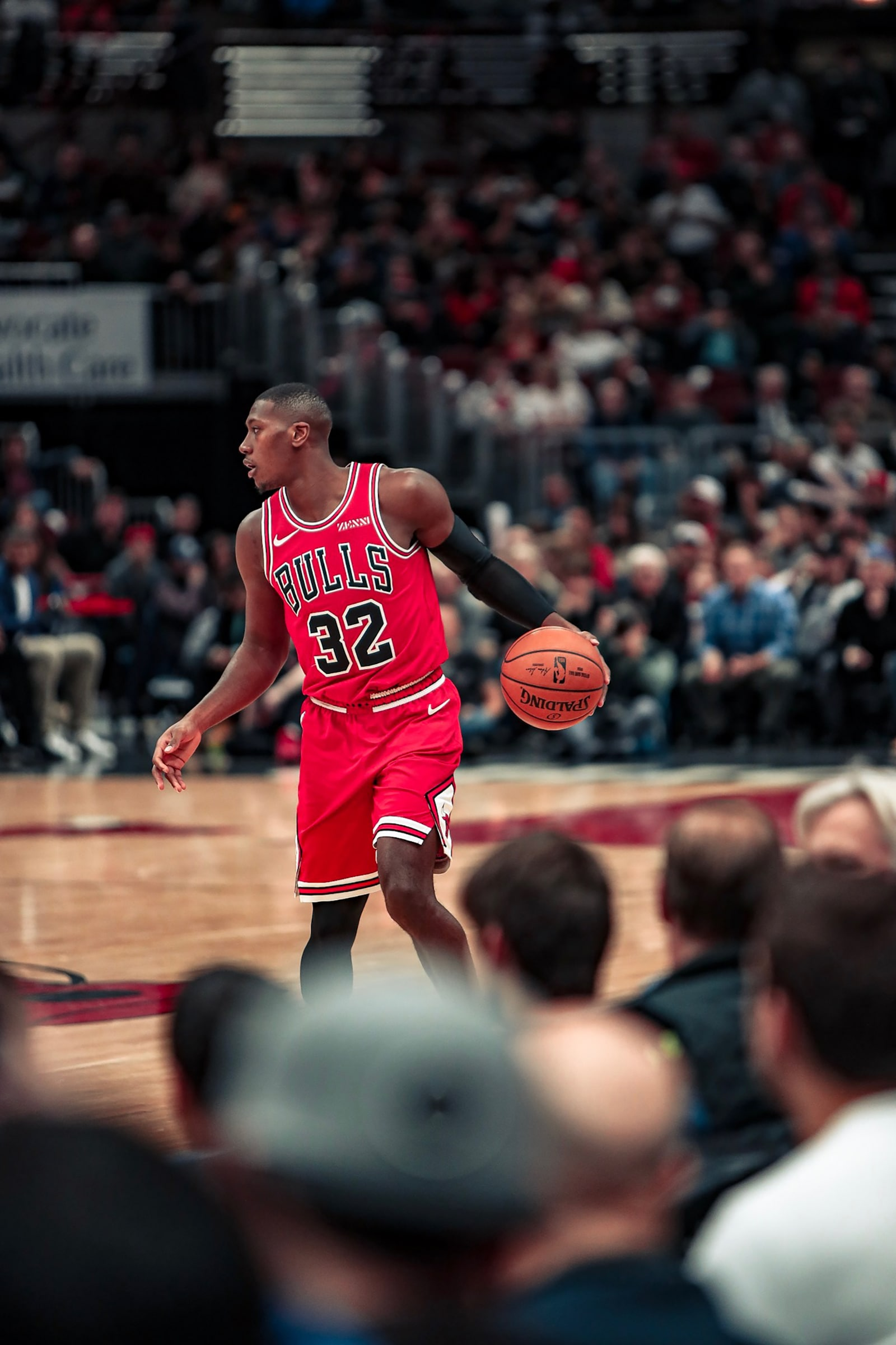 Kris Dunn Brings the Ball Up the Floor