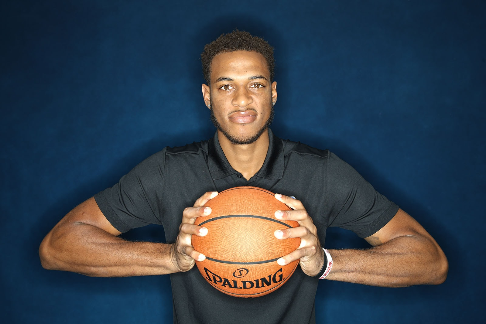 Daniel Gafford's Headshot from the NBA Lottery
