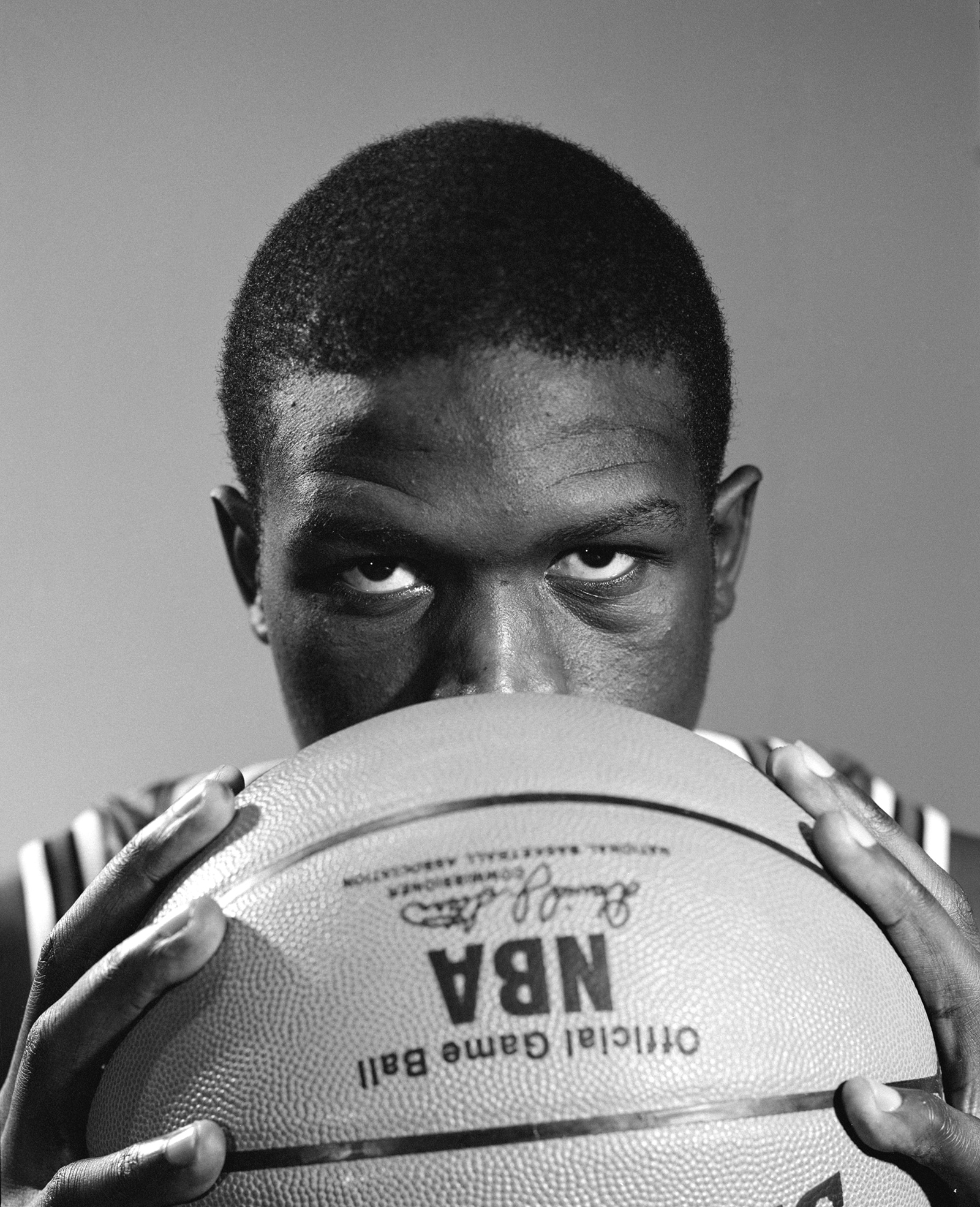 Luol Deng's Rookie Photoshoot