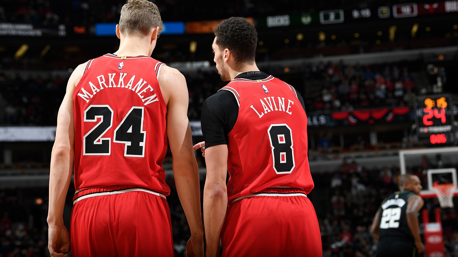 Zach and Lauri