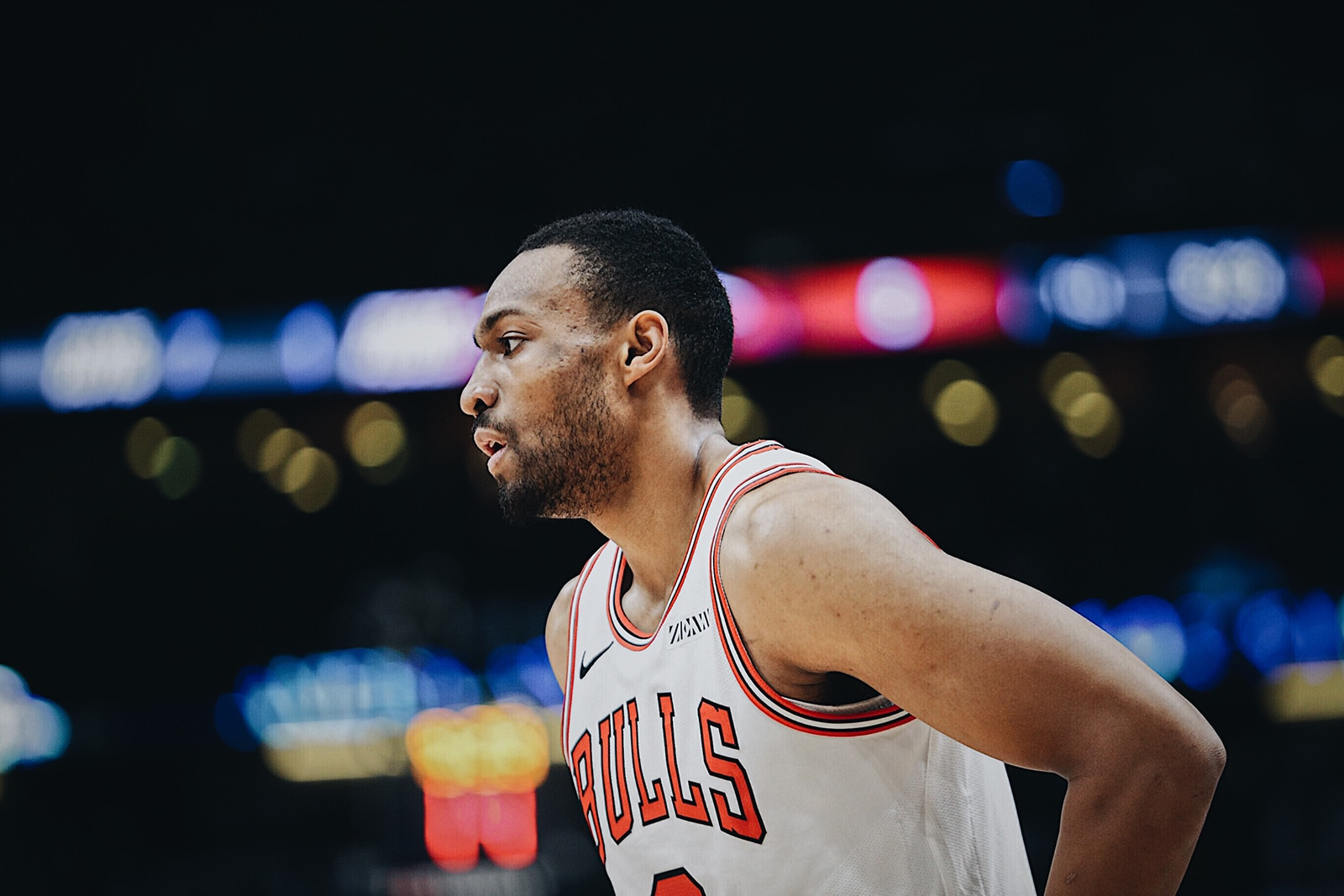 Jabari Parker of the Chicago Bulls