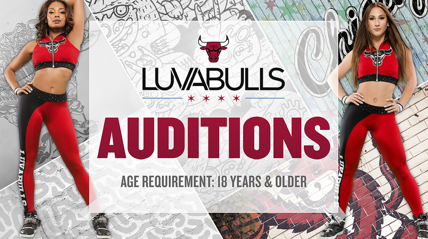 2019-20 Chicago Luvabulls Auditions