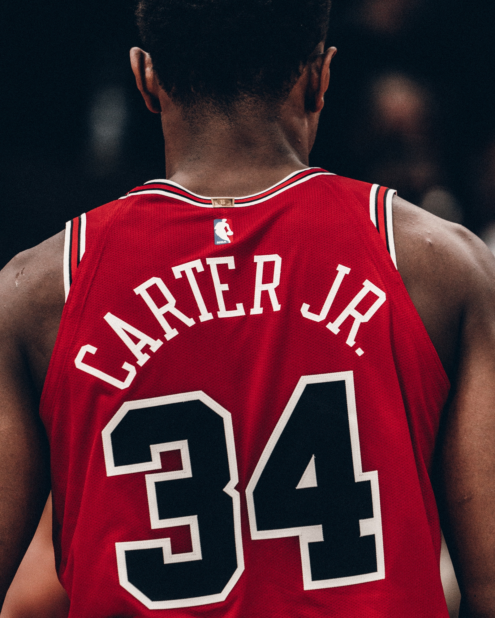 Wendell Carter Jr. of the Chicago Bulls