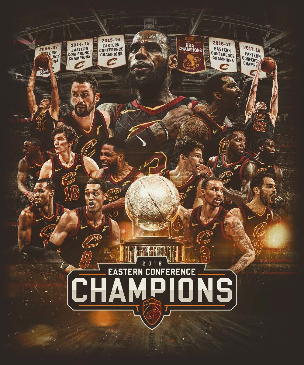 9562b0b93adb Cavs defeat Celtics 87-79 in game 7 to win their 4th straight and 5th  overall Eastern Conference Championship