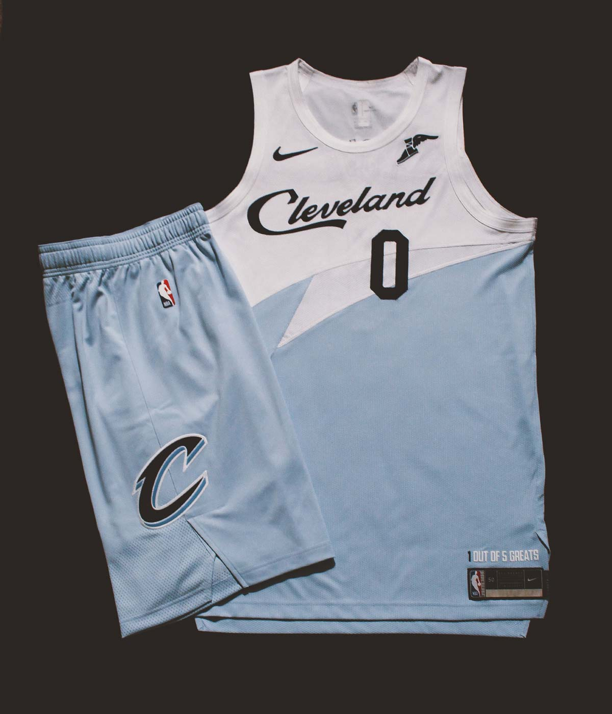 premium selection 7735e 83d31 2018-2019 Cleveland Cavaliers Earned Edition | Cleveland ...