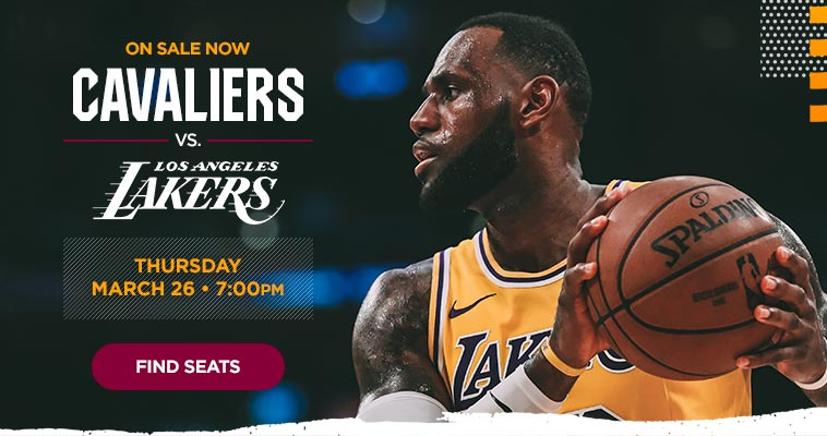 graphic about Cleveland Cavaliers Printable Schedule named 2019-20 Agenda Solitary Video game Tickets Cleveland Cavaliers