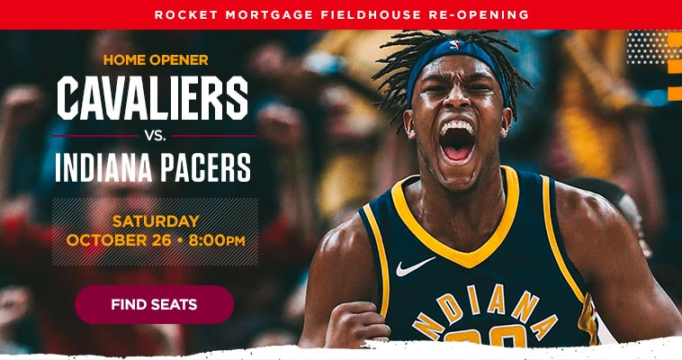 2019-20 Schedule & Single Game Tickets | Cleveland Cavaliers