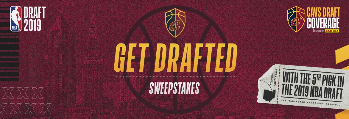 Get Drafted Sweepstakes