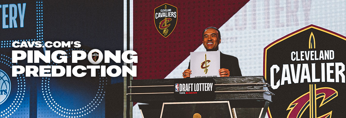 Ping Pong Prediction Sweepstakes | Cleveland Cavaliers