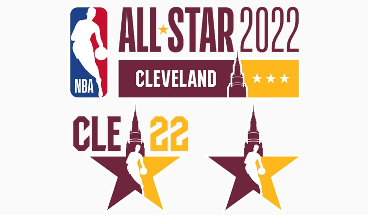 NBA Unveils Logos for NBA All-Star 2022 | Cleveland Cavaliers