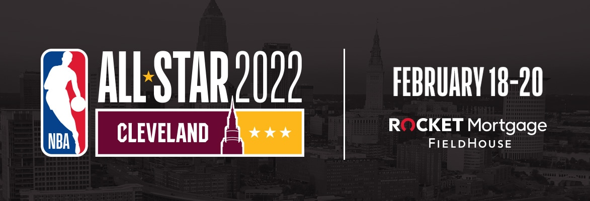 NBA 2022 All-Star in Cleveland