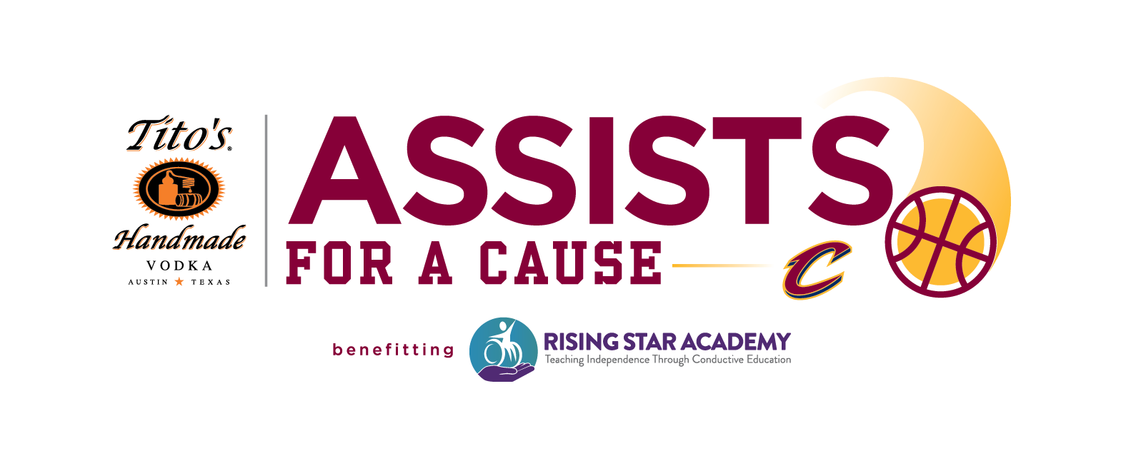 Assists for a Cure presented by Tito's