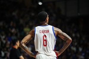 8ee1c73b20a Clarkson Posts 22 in Philippines' Win over Japan | Cleveland Cavaliers