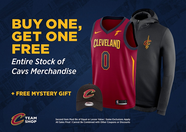the latest 3f28e 34a0d Cleveland Cavaliers | The Official Site of the Cleveland ...