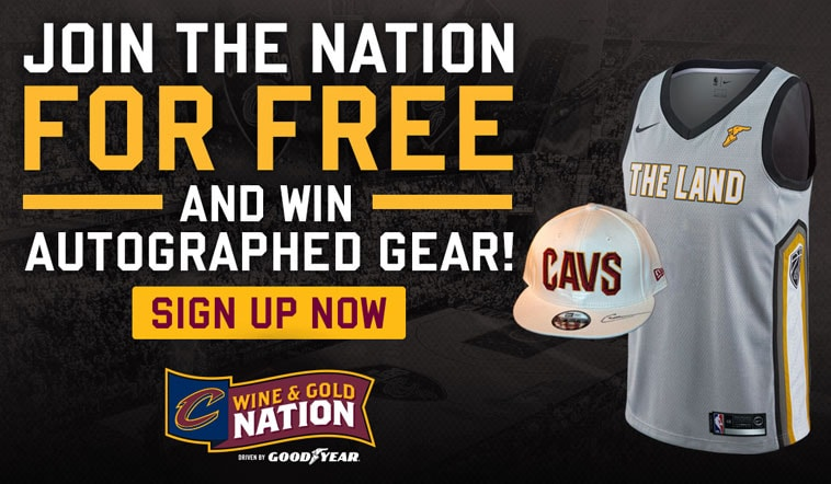 Join the Nation Sweepstakes Driven by Goodyear