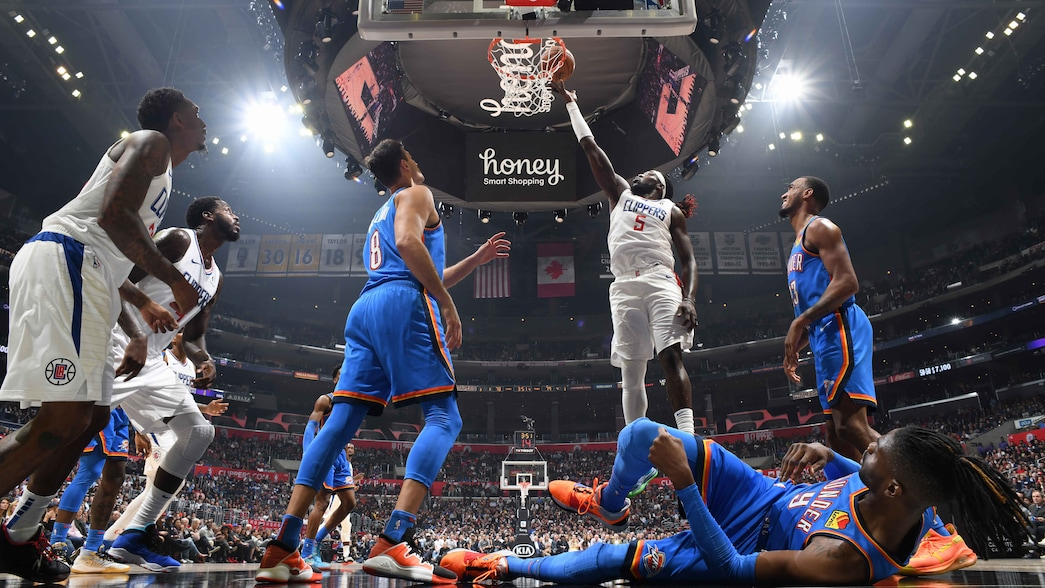 GAME RECAP: Clippers 90, Thunder 88