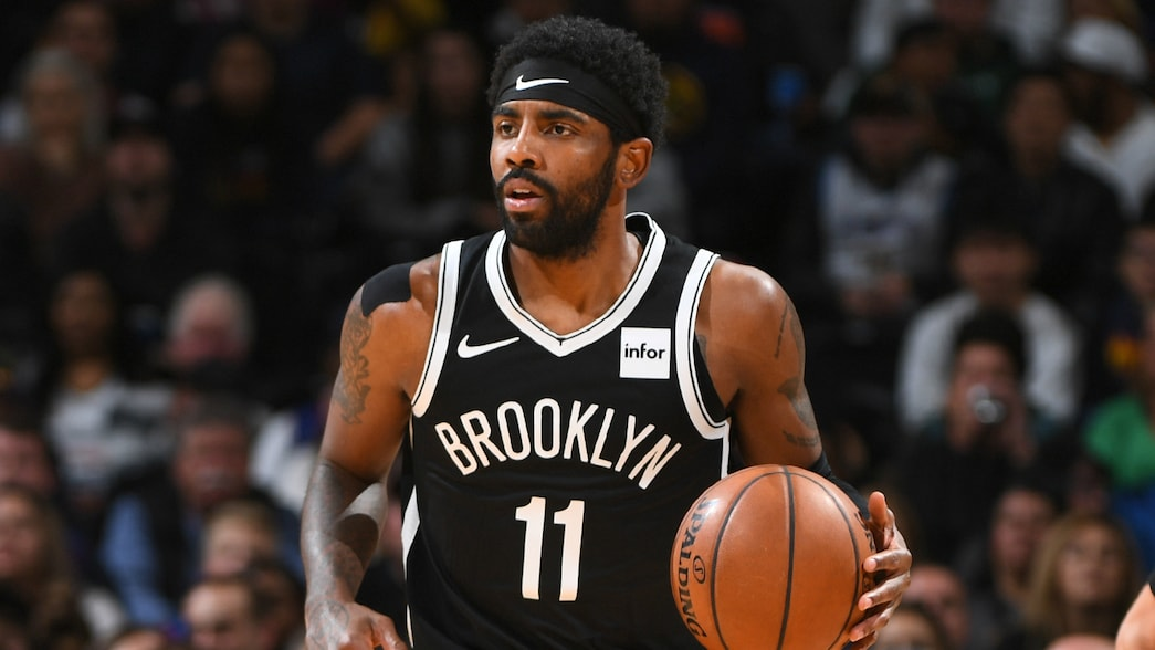 Nets' Kyrie Irving out vs. Bulls - NBA India