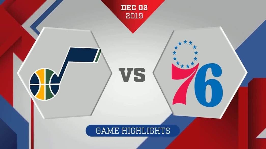 76ers vs jazz - photo #43