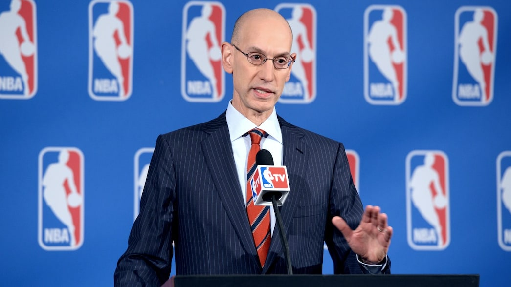 No consensus yet on NBA plan to...