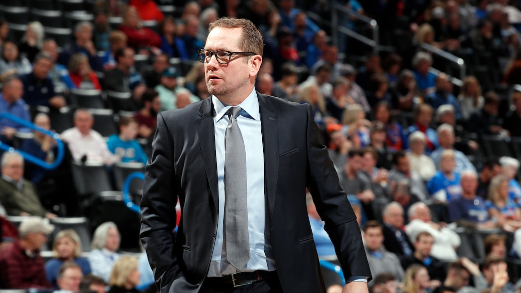 Toronto's Nick Nurse wins 2019-20 NBA Coach of the Year award | NBA.com