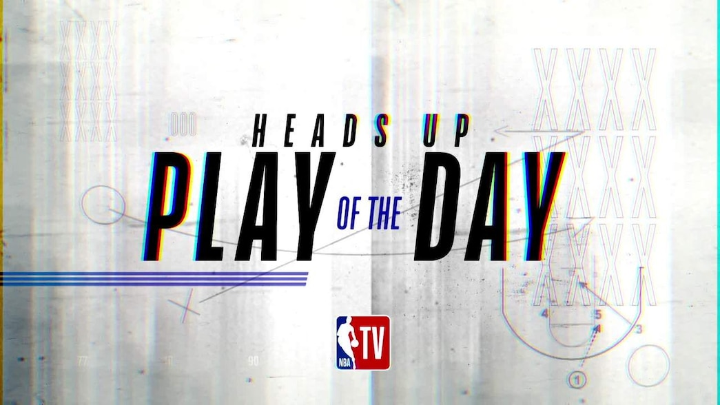 Heads Up Play of the Day | Nov. 18