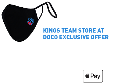 Free Face Covering when you use Apple Pay