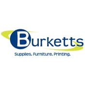 Burketts Logo