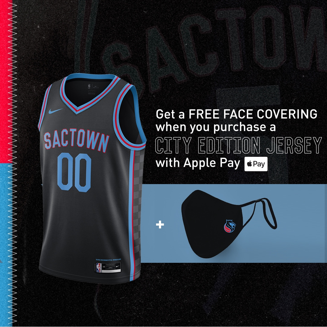 Score a free City Edition Face Covering, Courtesy of Apple Pay
